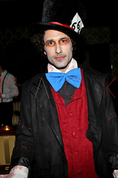 NEW YORK, NY - OCTOBER 29:  Ethan Zohn attends Ethan Zohn And Jenna Morasca's 2011 Halloween Costume Party at Bathtub Gin on October 29, 2011 in New York, United States.  (Photo by Steve Mack/S.D. Mack Pictures) *** Local Caption *** Ethan Zohn