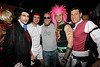 NEW YORK, NY - OCTOBER 29:  Ethan Zohn, Scott Schacter, Todd Jacobson, Nick Colacchio and Brien Wassner attend Ethan Zohn And Jenna Morasca's 2011 Halloween Costume Party at Bathtub Gin on October 29, 2011 in New York, United States.  (Photo by Steve Mack/S.D. Mack Pictures) *** Local Caption *** Ethan Zohn; Scott Schacter; Todd Jacobson; Nick Colacchio; Brien Wassner