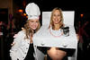 NEW YORK, NY - OCTOBER 29:  Courtney Dawson and Lisa Singer attends Ethan Zohn And Jenna Morasca's 2011 Halloween Costume Party at Bathtub Gin on October 29, 2011 in New York, United States.  (Photo by Steve Mack/S.D. Mack Pictures) *** Local Caption *** Courtney Dawson; Lisa Singer
