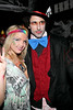 NEW YORK, NY - OCTOBER 29:  Andrea Boehlke and Ethan Zohn attend Ethan Zohn And Jenna Morasca's 2011 Halloween Costume Party at Bathtub Gin on October 29, 2011 in New York, United States.  (Photo by Steve Mack/S.D. Mack Pictures) *** Local Caption *** Andrea Boehlke; Ethan Zohn