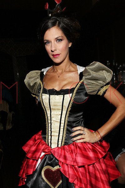 NEW YORK, NY - OCTOBER 29:  Jenna Morasca attends Ethan Zohn And Jenna Morasca's 2011 Halloween Costume Party at Bathtub Gin on October 29, 2011 in New York, United States.  (Photo by Steve Mack/S.D. Mack Pictures) *** Local Caption *** Jenna Morasca