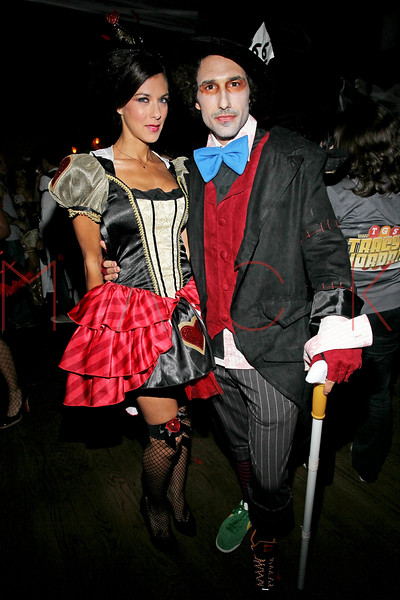 NEW YORK, NY - OCTOBER 29:  Jenna Morasca and Ethan Zohn attend Ethan Zohn And Jenna Morasca's 2011 Halloween Costume Party at Bathtub Gin on October 29, 2011 in New York, United States.  (Photo by Steve Mack/S.D. Mack Pictures) *** Local Caption *** Jenna Morasca; Ethan Zohn