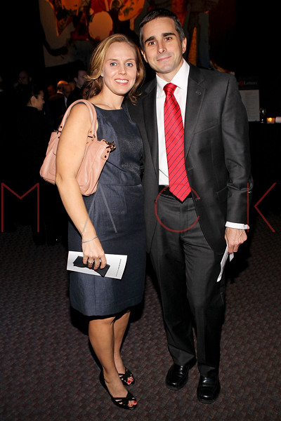 NEW YORK, NY - OCTOBER 24:  Jessica and Bill Murphy attend the 2011 YMCA of Greater New York's Arts & Letters auction at Frederick P. Rose Hall, Jazz at Lincoln Center on October 24, 2011 in New York City.  (Photo by Steve Mack/S.D. Mack Pictures) *** Local Caption *** Jessica Murphy; Bill Murphy