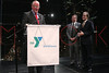 NEW YORK, NY - OCTOBER 24:  President and CEO of The YMCA of Greater New York Jack Lund, Tom Carroll and Thomas L. Harrison attend the 2011 YMCA of Greater New York's Arts & Letters auction at Frederick P. Rose Hall, Jazz at Lincoln Center on October 24, 2011 in New York City.  (Photo by Steve Mack/S.D. Mack Pictures) *** Local Caption *** Jack Lund; Tom Carroll; Thomas L. Harrison