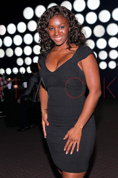 NEW YORK, NY - OCTOBER 24:  Saycon Sengbloh attends the 2011 YMCA of Greater New York's Arts & Letters auction at Frederick P. Rose Hall, Jazz at Lincoln Center on October 24, 2011 in New York City.  (Photo by Steve Mack/S.D. Mack Pictures) *** Local Caption *** Saycon Sengbloh