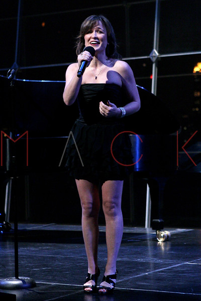 NEW YORK, NY - OCTOBER 24:  Julie Foldesi performs at the 2011 YMCA of Greater New York's Arts & Letters auction at Frederick P. Rose Hall, Jazz at Lincoln Center on October 24, 2011 in New York City.  (Photo by Steve Mack/S.D. Mack Pictures) *** Local Caption *** Julie Foldesi