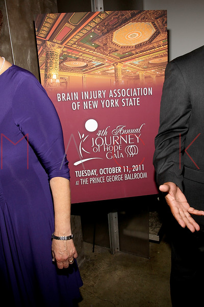 4th annual Journey of Hope gala, New York, USA