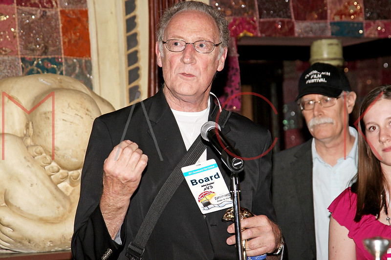 ATLANTIC CITY, NJ - OCTOBER 16:  Ned Eckhardt attends the 2011 Atlantic City Awards Ceremony in The Foundation Room in Showboat Atlantic City on October 16, 2011 in Atlantic City, New Jersey.  (Photo by Steve Mack/S.D. Mack Pictures) *** Local Caption *** Ned Eckhardt