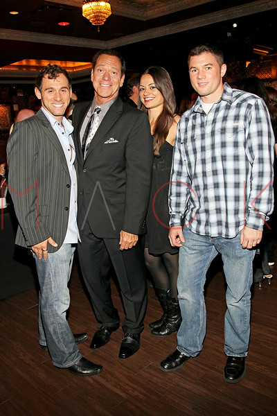 ATLANTIC CITY, NJ - OCTOBER 16:  Jason Scheaffer, Joe Piscopo, Penelope Lagos and Joe Kretschmer attend the 2011 Atlantic City Awards Ceremony in The Foundation Room in Showboat Atlantic City on October 16, 2011 in Atlantic City, New Jersey.  (Photo by Steve Mack/S.D. Mack Pictures) *** Local Caption *** Jason Scheaffer; Joe Piscopo; Penelope Lagos; Joe Kretschmer