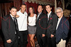 ATLANTIC CITY, NJ - OCTOBER 16:  Stephen Garvsi, Chris Mulkey, Helene Vaspoli, Joe Piscopo, Brandon Tomasello and Frank X. Fortino attend the 2011 Atlantic City Awards Ceremony in The Foundation Room in Showboat Atlantic City on October 16, 2011 in Atlantic City, New Jersey.  (Photo by Steve Mack/S.D. Mack Pictures) *** Local Caption *** Stephen Garvsi; Chris Mulkey; Helene Vaspoli; Joe Piscopo; Brandon Tomasello; Frank X. Fortino