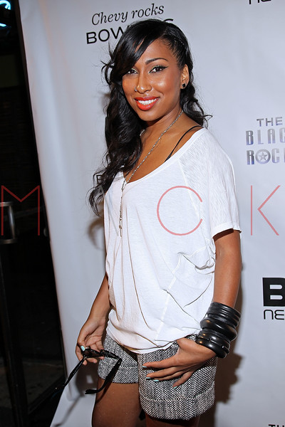 NEW YORK, NY - OCTOBER 13:  Melanie Fiona attends the Black Girl Rock! & Soul concert at S.O.B.'s on October 13, 2011 in New York City.  (Photo by Steve Mack/S.D. Mack Pictures) *** Local Caption *** Melanie Fiona
