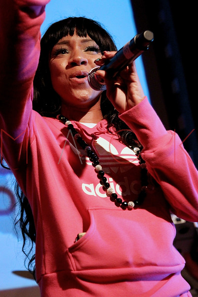 NEW YORK, NY - OCTOBER 13:  Lil Mama performs at the Black Girl Rock! & Soul concert at S.O.B.'s on October 13, 2011 in New York City.  (Photo by Steve Mack/S.D. Mack Pictures) *** Local Caption *** Lil Mama
