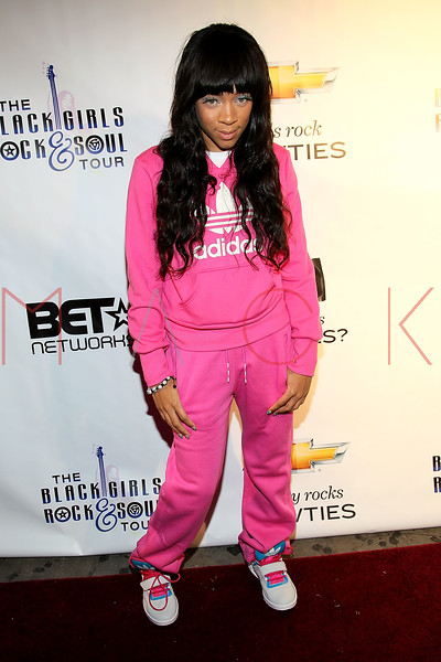 NEW YORK, NY - OCTOBER 13:  Lil Mama attends the Black Girl Rock! & Soul concert at S.O.B.'s on October 13, 2011 in New York City.  (Photo by Steve Mack/S.D. Mack Pictures) *** Local Caption *** Lil Mama