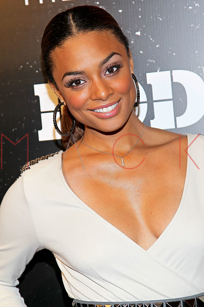 NEW YORK, NY - OCTOBER 06:  Alisha Renee attends ESPN the Magazine's 3rd annual Body Issue party at Highline Stages on October 6, 2011 in New York City.  (Photo by Steve Mack/S.D. Mack Pictures) *** Local Caption *** Alisha Renee