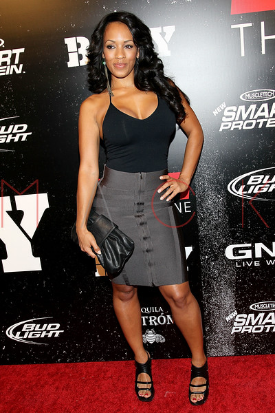 NEW YORK, NY - OCTOBER 06:  Melyssa Ford attends ESPN the Magazine's 3rd annual Body Issue party at Highline Stages on October 6, 2011 in New York City.  (Photo by Steve Mack/S.D. Mack Pictures) *** Local Caption *** Melyssa Ford