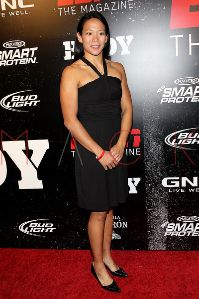 NEW YORK, NY - OCTOBER 06:  Julie Chu attends ESPN the Magazine's 3rd annual Body Issue party at Highline Stages on October 6, 2011 in New York City.  (Photo by Steve Mack/S.D. Mack Pictures) *** Local Caption *** Julie Chu