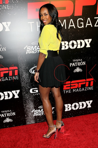 NEW YORK, NY - OCTOBER 06:  DJ Kiss attends ESPN the Magazine's 3rd annual Body Issue party at Highline Stages on October 6, 2011 in New York City.  (Photo by Steve Mack/S.D. Mack Pictures) *** Local Caption *** DJ Kiss