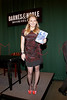 """Hilary Duff Signs Copies Of """"Devoted"""", New York, USA"""