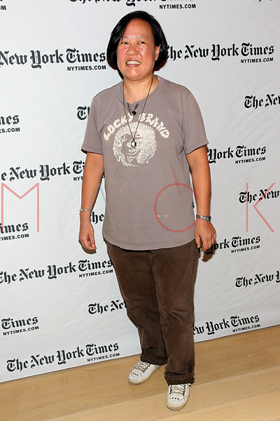 NEW YORK, NY - OCTOBER 01:  Anita Lo attends a New York Time TimesTalks at The Times Center on October 1, 2011 in New York City.  (Photo by Steve Mack/FilmMagic) *** Local Caption *** Anita Lo