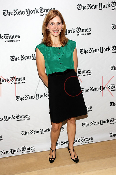 NEW YORK, NY - OCTOBER 01:  Melissa Clark attends a New York Time TimesTalks at The Times Center on October 1, 2011 in New York City.  (Photo by Steve Mack/FilmMagic) *** Local Caption *** Melissa Clark
