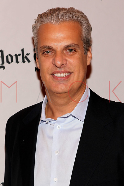 NEW YORK, NY - OCTOBER 01:  Owner of Le Bernardin Eric Ripert attends a New York Time TimesTalks at The Times Center on October 1, 2011 in New York City.  (Photo by Steve Mack/FilmMagic) *** Local Caption *** Eric Ripert