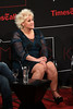 NEW YORK, NY - OCTOBER 01:  Anne Burrell attends a New York Time TimesTalks at The Times Center on October 1, 2011 in New York City.  (Photo by Steve Mack/FilmMagic) *** Local Caption *** Anne Burrell