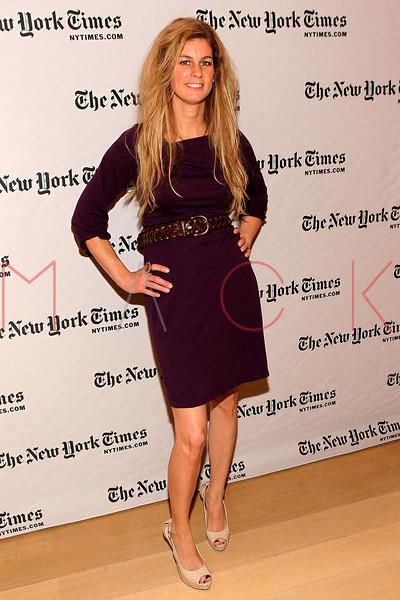 NEW YORK, NY - OCTOBER 01:  Chef Jennifer Carroll attends a New York Time TimesTalks at The Times Center on October 1, 2011 in New York City.  (Photo by Steve Mack/FilmMagic) *** Local Caption *** Jennifer Carroll