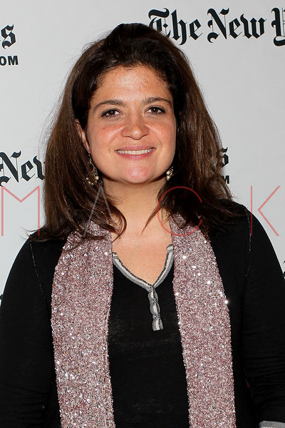 NEW YORK, NY - OCTOBER 01:  Alexandra Guarnaschelli attends a New York Time TimesTalks at The Times Center on October 1, 2011 in New York City.  (Photo by Steve Mack/FilmMagic) *** Local Caption *** Alexandra Guarnaschelli