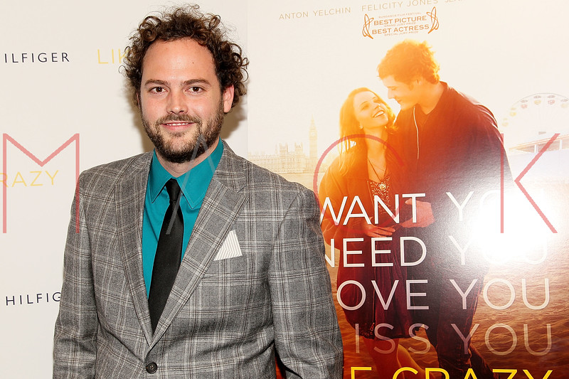 """NEW YORK, NY - OCTOBER 18:  Drake Doremus attends the """"Like Crazy"""" premiere at the Sunshine Landmark theater on October 18, 2011 in New York City.  (Photo by Steve Mack/S.D. Mack Pictures) *** Local Caption *** Drake Doremus"""