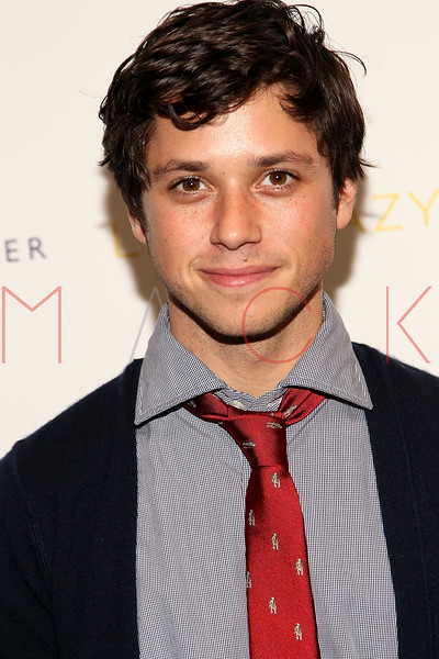 "NEW YORK, NY - OCTOBER 18:  Ricky Ullman attends the ""Like Crazy"" premiere at the Sunshine Landmark theater on October 18, 2011 in New York City.  (Photo by Steve Mack/S.D. Mack Pictures) *** Local Caption *** Ricky Ullman"