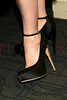 """NEW YORK, NY - OCTOBER 18:  Felicity Jones (footwear detail) attends the """"Like Crazy"""" premiere at the Sunshine Landmark theater on October 18, 2011 in New York City.  (Photo by Steve Mack/S.D. Mack Pictures) *** Local Caption *** Felicity Jones"""