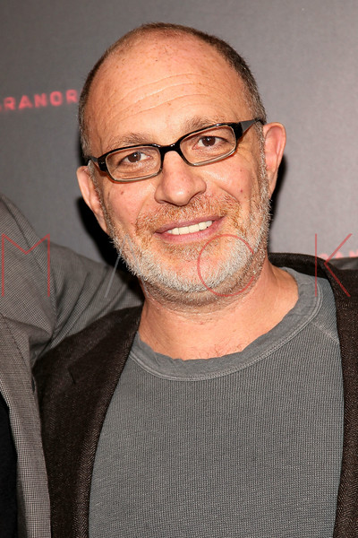 """NEW YORK, NY - OCTOBER 18:  Producer Akiva Goldsman attends the """"Paranormal Activity 3"""" super-fan screening at the Regal Union Square Theatre, Stadium 14 on October 18, 2011 in New York City.  (Photo by Steve Mack/S.D. Mack Pictures) *** Local Caption *** Akiva Goldsman"""