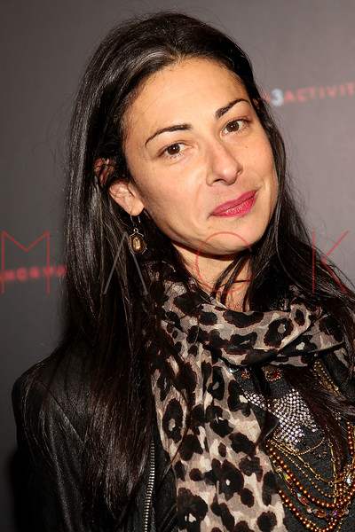 "NEW YORK, NY - OCTOBER 18:  Stacy London attends the ""Paranormal Activity 3"" super-fan screening at the Regal Union Square Theatre, Stadium 14 on October 18, 2011 in New York City.  (Photo by Steve Mack/S.D. Mack Pictures) *** Local Caption *** Stacy London"