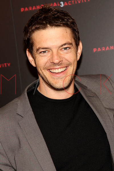 "NEW YORK, NY - OCTOBER 18:  Producer Jason Blum attends the ""Paranormal Activity 3"" super-fan screening at the Regal Union Square Theatre, Stadium 14 on October 18, 2011 in New York City.  (Photo by Steve Mack/S.D. Mack Pictures) *** Local Caption *** Jason Blum"