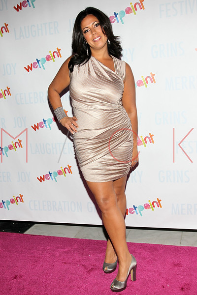 NEW YORK, NY - OCTOBER 05:  Vanessa Strickland attend Wetpaint Entertainment's one year anniversary party at Espace on October 5, 2011 in New York City.  (Photo by Steve Mack/S.D. Mack Pictures) *** Local Caption *** Vanessa Strickland