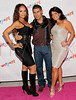 NEW YORK, NY - OCTOBER 05:  Alisa Maria, Andy Diaz and Kathy Wakile attend Wetpaint Entertainment's one year anniversary party at Espace on October 5, 2011 in New York City.  (Photo by Steve Mack/S.D. Mack Pictures) *** Local Caption *** Alisa Maria; Andy Diaz; Kathy Wakile