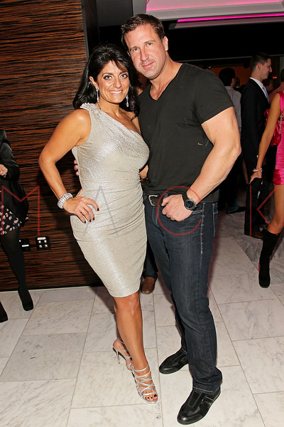 NEW YORK, NY - OCTOBER 05:  Kathy Wakile and Dave Kotinsky attend Wetpaint Entertainment's one year anniversary party at Espace on October 5, 2011 in New York City.  (Photo by Steve Mack/S.D. Mack Pictures) *** Local Caption *** Wendy Diamond; Dave Kotinsky