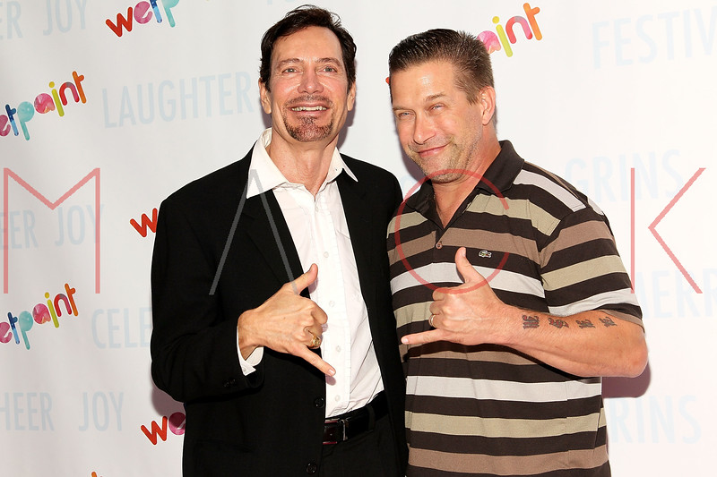 NEW YORK, NY - OCTOBER 05:  Matthew Rich and Stephen Baldwin attend Wetpaint Entertainment's one year anniversary party at Espace on October 5, 2011 in New York City.  (Photo by Steve Mack/S.D. Mack Pictures) *** Local Caption *** Matthew Rich; Stephen Baldwin
