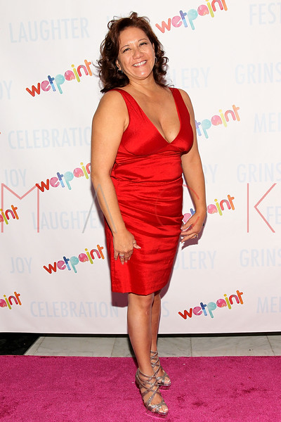 NEW YORK, NY - OCTOBER 05:  Janie Hendrix attends Wetpaint Entertainment's one year anniversary party at Espace on October 5, 2011 in New York City.  (Photo by Steve Mack/S.D. Mack Pictures) *** Local Caption *** Janie Hendrix