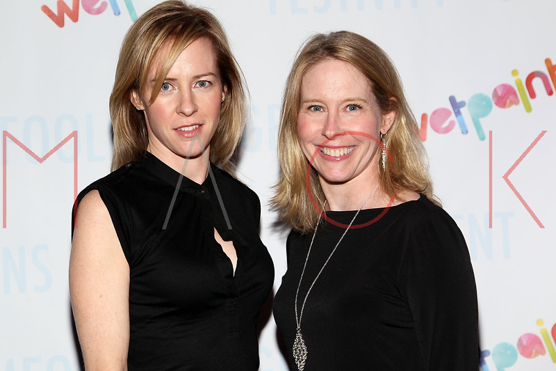 NEW YORK, NY - OCTOBER 05:  Amy Hargreaves and Meg Hargreaves attend Wetpaint Entertainment's one year anniversary party at Espace on October 5, 2011 in New York City.  (Photo by Steve Mack/S.D. Mack Pictures) *** Local Caption *** Amy Hargreaves; Meg Hargreaves