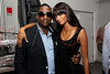 NEW YORK, NY - SEPTEMBER 28:  Mike Jean and Monica Watkins attend a Night of Art Music to benefit Haiti at the Red Bull Space on September 28, 2011 in New York City.  (Photo by Steve Mack/S.D. Mack Pictures) *** Local Caption *** Mike Jean; Monica Watkins