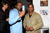NEW YORK, NY - SEPTEMBER 28:  Master Gee (R) and Anthony Nelson attend a Night of Art Music to benefit Haiti at the Red Bull Space on September 28, 2011 in New York City.  (Photo by Steve Mack/S.D. Mack Pictures) *** Local Caption *** Anthony Nelson; Master Gee