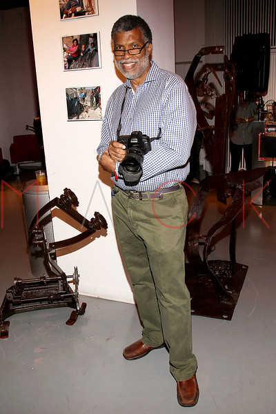 NEW YORK, NY - SEPTEMBER 28:  Daniel Morel attends a Night of Art Music to benefit Haiti at the Red Bull Space on September 28, 2011 in New York City.  (Photo by Steve Mack/S.D. Mack Pictures) *** Local Caption *** Daniel Morel