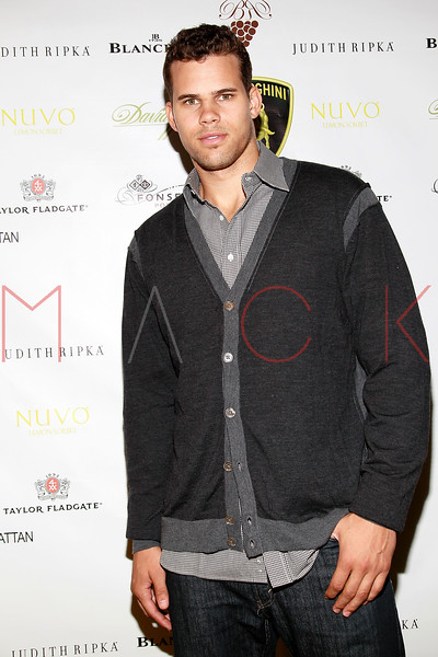 NEW YORK, NY - SEPTEMBER 20:  Kris Humphries attends the Lamborghini LP700-4 Aventador unveiling and Nuvo Lemon Sorbet launch at Manhattan Motorcars on September 20, 2011 in New York City.  (Photo by Steve Mack/S.D. Mack Pictures) *** Local Caption *** Kris Humphries