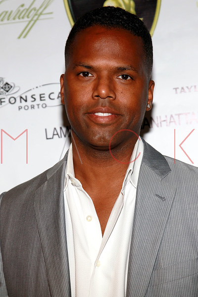 NEW YORK, NY - SEPTEMBER 20:  A.J. Calloway attends the Lamborghini LP700-4 Aventador unveiling and Nuvo Lemon Sorbet launch at Manhattan Motorcars on September 20, 2011 in New York City.  (Photo by Steve Mack/S.D. Mack Pictures) *** Local Caption *** A.J. Calloway