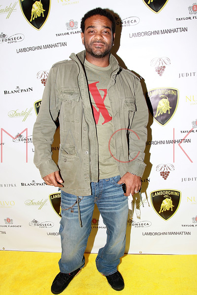 NEW YORK, NY - SEPTEMBER 20:  Recording artist Jim Jones attends the Lamborghini LP700-4 Aventador unveiling and Nuvo Lemon Sorbet launch at Manhattan Motorcars on September 20, 2011 in New York City.  (Photo by Steve Mack/S.D. Mack Pictures) *** Local Caption *** Jim Jones