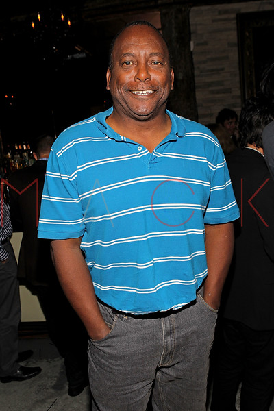"""NEW YORK, NY - SEPTEMBER 30:  Former professional baseball player who played in the Major Leagues Billy Sample attends the """"Stuck in the Middle"""" premiere after party at Lair Lounge on September 30, 2011 in New York City.  (Photo by Steve Mack/S.D. Mack Pictures) *** Local Caption *** Billy Sample"""