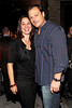 """NEW YORK, NY - SEPTEMBER 30:  Producer Jeff Quinlan (R) and his wife Amy attend the """"Stuck in the Middle"""" premiere after party at Lair Lounge on September 30, 2011 in New York City.  (Photo by Steve Mack/S.D. Mack Pictures) *** Local Caption *** Amy Quinlan; Jeff Quinlan"""