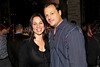 "NEW YORK, NY - SEPTEMBER 30:  Producer Jeff Quinlan (R) and his wife Amy attend the ""Stuck in the Middle"" premiere after party at Lair Lounge on September 30, 2011 in New York City.  (Photo by Steve Mack/S.D. Mack Pictures) *** Local Caption *** Amy Quinlan; Jeff Quinlan"