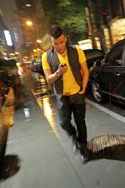 NEW YORK, NY - SEPTEMBER 30:  Johnny Donovan attends Johnny Donovan's 25th Birthday celebration at Millesime Club at Millesime Restaurant on September 30, 2011 in New York City.  (Photo by Steve Mack/S.D. Mack Pictures) *** Local Caption *** Johnny Donovan